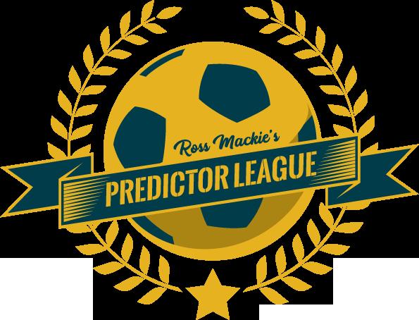Ross Mackie's Predictor League 2019-20
